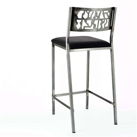 chaise bar 4 pieds chaise haute cuisine 4 pieds