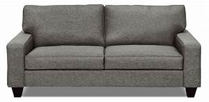 The brick sofa the best brick leather sofa thesofa for Sectional sofas the brick