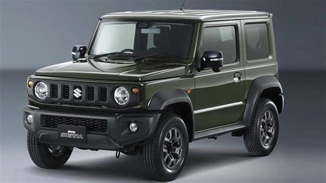Best Suzuki Jimny 2019 Release Date, Price And Review