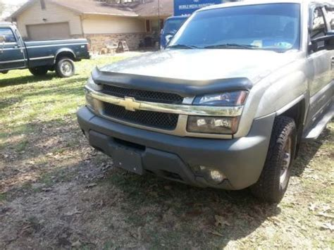 Purchase Used 2002 Avalanche 2500 Z71 81 Engine In Ocala