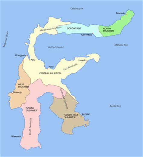 gambar peta sulawesi browse info  gambar peta sulawesi