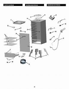 Help For Cb Vertical Gas Smoker