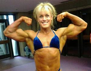 Are these the craziest biceps in female bodybuilding ...