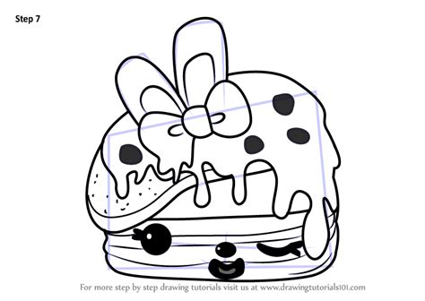 Learn How To Draw Berry Cakes From Num Noms (num Noms