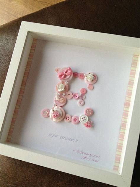 Baby Box Picture Frame Ideas