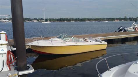 wellcraft sunhatch cuddy custom built  mercruiser