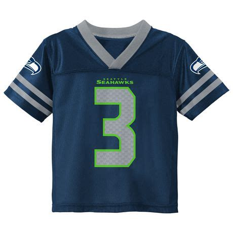 nfl football nfl seattle seahawks youth team jersey