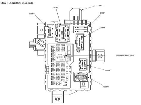ford mustang fuse diagram ricks  auto repair