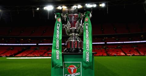 Carabao Cup draw RECAP as Manchester United and Man City ...