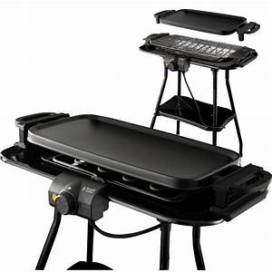 Plancha électrique Sur Pied : russell hobbs barbecue lectrique 3en1 grill plancha sur ~ Dailycaller-alerts.com Idées de Décoration