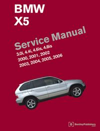 free car manuals to download 2006 bmw 7 series spare parts catalogs 2000 2006 bmw x5 official factory service manual