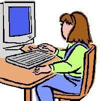students working independently clipart management software and classroom computer use