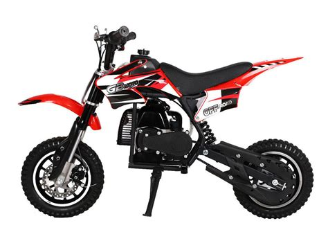 Free Shipping Kids 49cc 2-stroke Motor Mini Bike Dirt