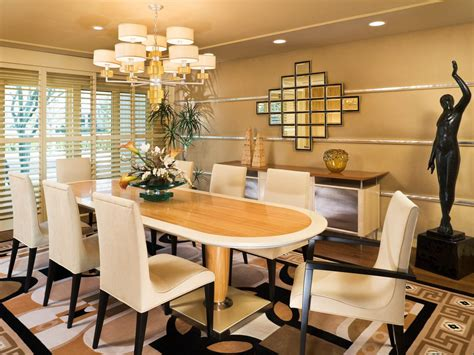 Contemporary Dining Room Photos