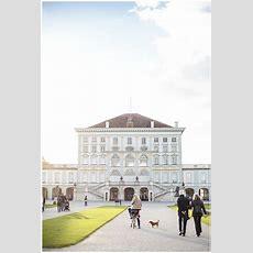 Farbenfrohe Hochzeit Im Palmenhaus Von Schloss Nymphenburg