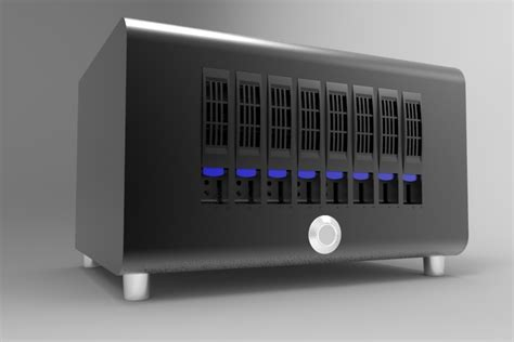 Buy Microatx Nas Server Case,mini