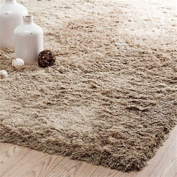 tapis chambre fille ikea tapis à poils longs en tissu beige 160 x 230 cm inuit