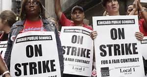Chicago Teachers, Nation's Third Largest School District ...