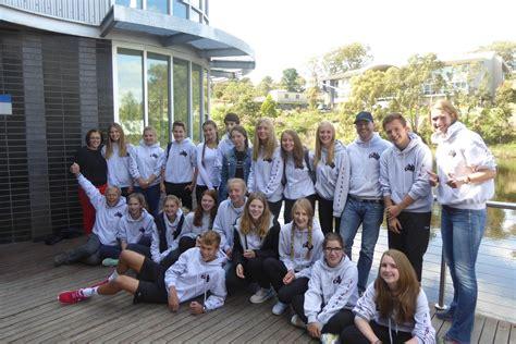 Jugendliche In Australien  Drostehaus Verl