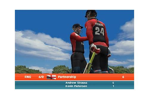 ea sports cricket 2011 patch download