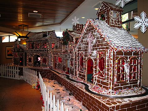 awesome gingerbread houses the coolest gingerbread houses whitefield group in reno nv
