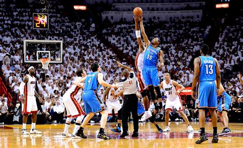 Cool Miami Heat Wallpapers Oklahoma City Thunder Basketball Nba Miami Heat Wallpaper 1800x1105 158456 Wallpaperup