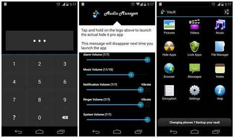 10 Android Apps To Hide Your Private Photos And Videos