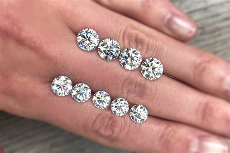 vintage engagement rings for sale moissanite cuts hearts arrows brilliant and