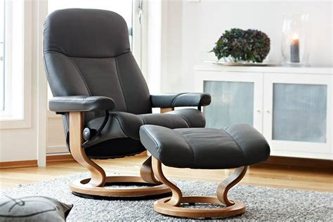 fauteuil relax stressless consul