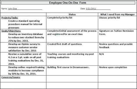one on one meeting templates for word one on one meeting template for word azserver info