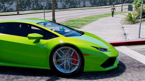 lamborghini huracan lp  edition add  gta modscom