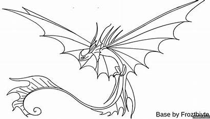 Coloring Pages Dragons Edge Race Dragon Train