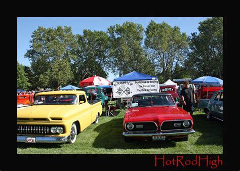 Emmett Car Show & Cruise 2010 Hot Rods Rat Rods Street