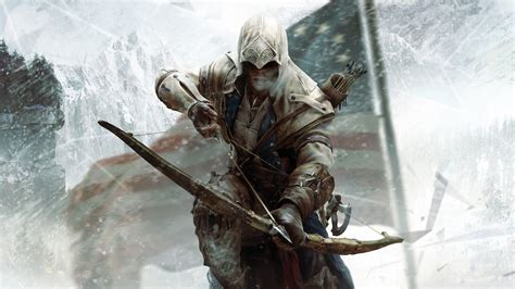 Game Review Assassins Creed 3 Ps3xbox 360 Pushstartplay