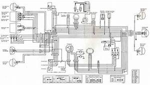 Motorcycle Wiring Diagram Kawasaki