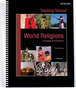 Teaching Manual For World Religions  2009