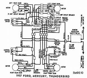 Diagram  Chevrolet Chevy 1957 Car Wiring Electrical