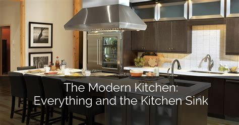 The Modern Kitchen Everything And The Kitchen Home