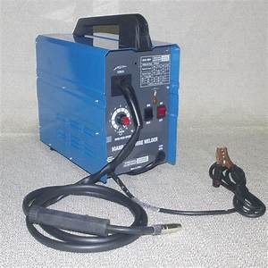 Chicago Electric Mig 100 Welding 110v 90amp Flux Wire