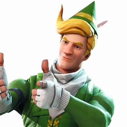 Fortnite Codename Skin Elf Skins Outfit Clave