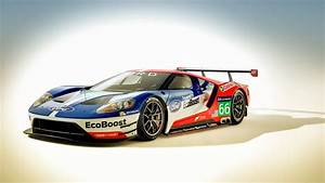 Ford, Gt, Race, Car, 2016, Wallpaper