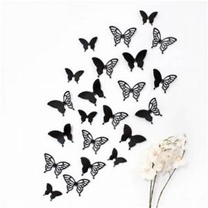 3d Schmetterlinge Wand : 3d wandtattoos g nstig online kaufen bei wandkings de ~ Whattoseeinmadrid.com Haus und Dekorationen