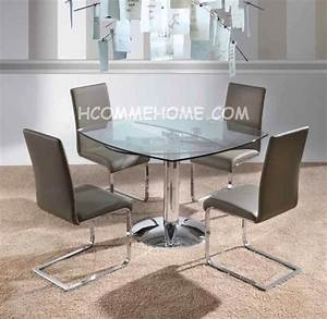 chaise pu blanc taupe jerry zd1 c d ec 078jpg With salle a manger jerry