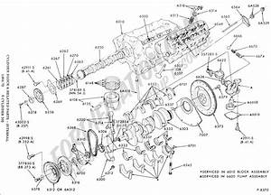 1971 Ford 302 Engine Diagram