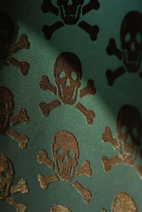 black velvet skull wallpaper gallery