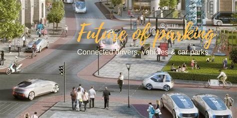 The Future Of Parking  People & Places