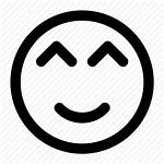 Icon Smiling Face Svg Library