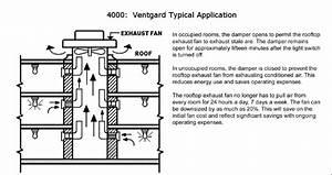 4000  Ventgard Energy Saving Exhaust W   Time Delay