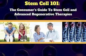 Stem Cell 101  Consumer U0026 39 S Guide To Stem Cell Therapy