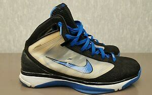 nike hyperize mens basketball shoes   size